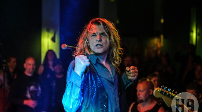 Warrior Soul: tour in Spagna a febbraio!