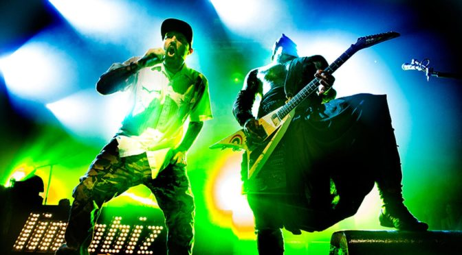 Rock In Graz, nuovo festival in luglio con Limp Bizkit, Steel Panther e Skindred!