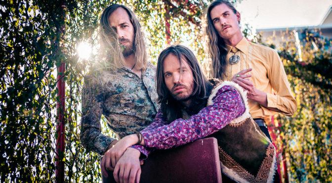 Psychedelic rock con i Sonic Dawn al nuovo Backyardie di Udine