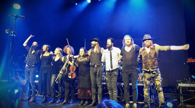 Sólstafir With Strings @Kino Šiška, Ljubljana, 21.3.2019