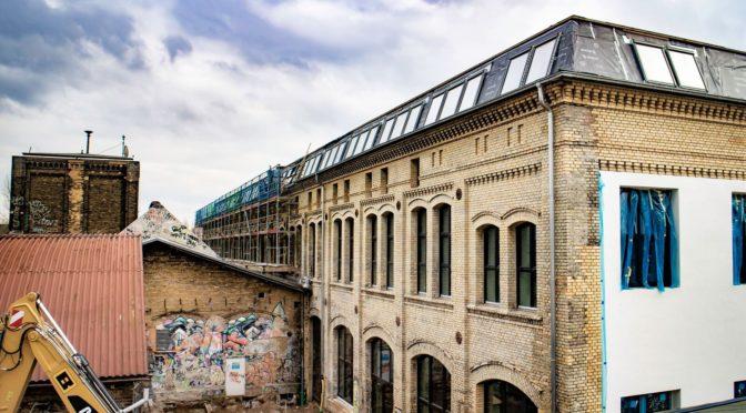 Berlino, inaugurata la nuova Casa della Musica negli spazi del mitico R.A.W.
