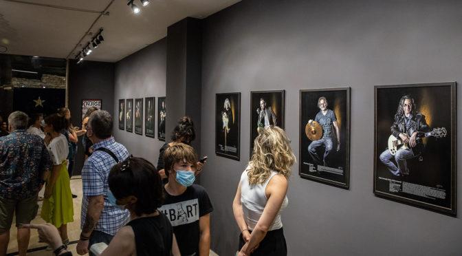 Pola, la mostra 'Long Play' inaugura la nuova Galleria del Rock