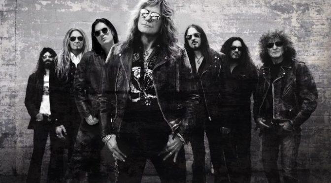 Whitesnake: Dino Jelusić entra nella band!